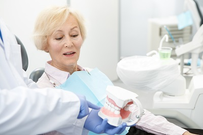 comfortable all-on-4 implant treatment with sedation dentistry