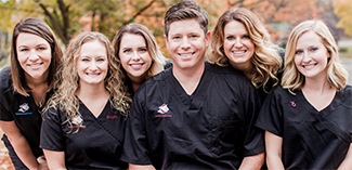 Hancock Dental Center Team