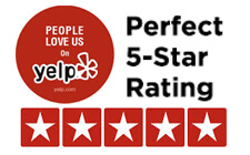 Dentistry on the Island Perfect 5 Star Rating