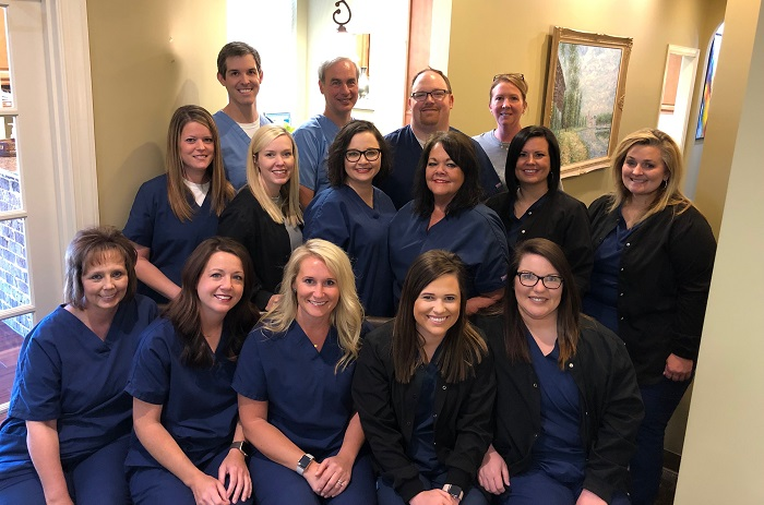 Dr. Christopher Taylor and Dr. Brant Gentry, and their team at The Smile Design Center - Tuscaloosa, AL