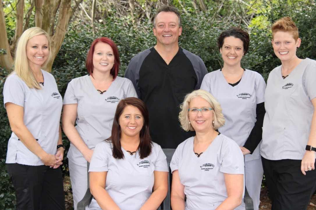 Photo of Dental Staff at K. Alex Poole, II, DMD, PA