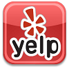 Yelp Logo-Link to K. Alex Poole, II, DMD, PA Yelp Page