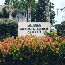 sign for la jolla medical & surgical center san diego ca