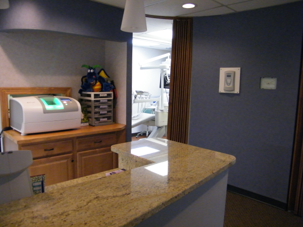 Comprehensive Dental Group's Larchmont office 2