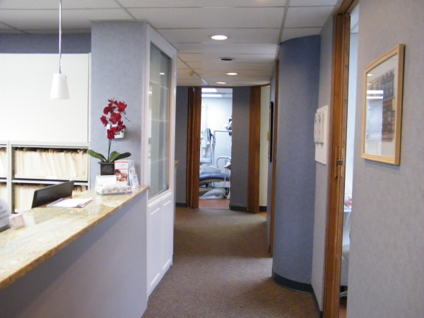 Comprehensive Dental Group's Larchmont office