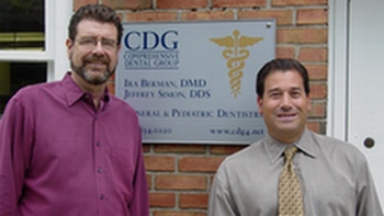 Larchmont Dentists Drs. Ira Berman and Jeffrey Simon's