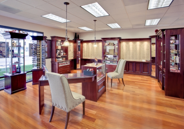 Optical Shop at the Modesto Eye Center
