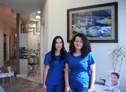 friendly dental team in milpitas