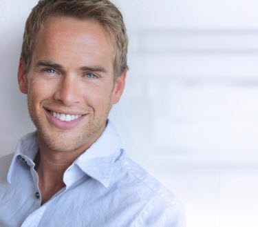 Picture of a man with a healthy, beautiful smile from cosmetic dentistry in Tampa, FL