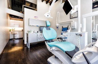 South Edmonton Dentistry - Interior