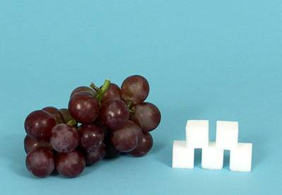 Grapes- Sugar Content