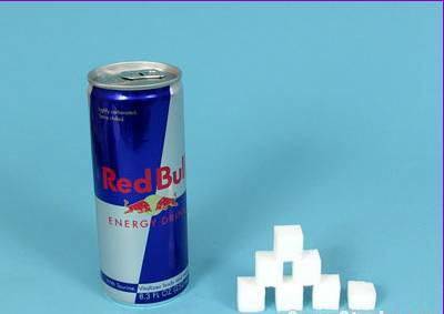 Red Bull- Sugar Content