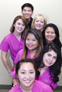Our Sterling dental team