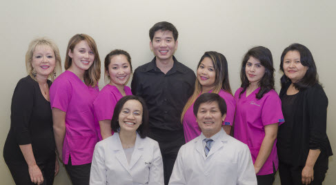 Our Sterling and Ashburn dental team
