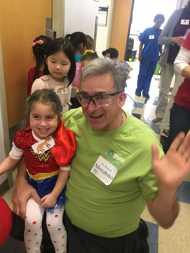 Robert Morabito DDS helping children find their smiles