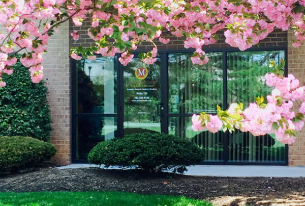 robert morabito dds falls church dental practice entrance