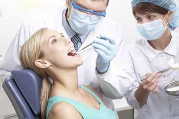 falls church virginia dental checkup