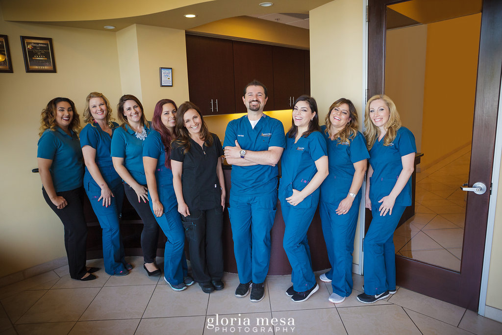 Meet Elba, Nicole, Eva, Betty, Nina, Nancy, Nataliya, Dr. Endrizzi & Dr. Fisher