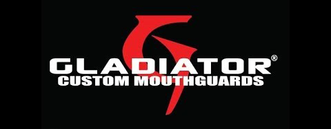 Image of Gladiator Custom Mouthguards logo