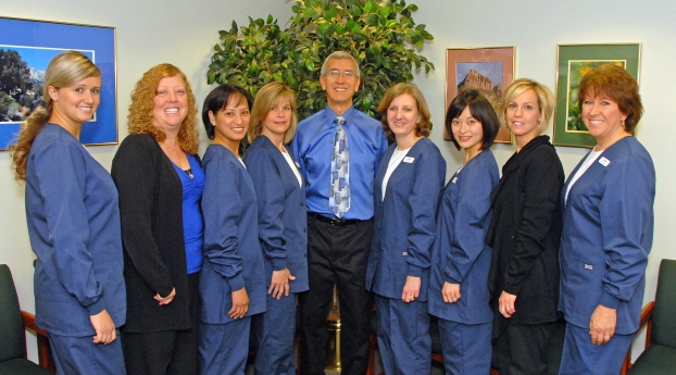Schaumburg IL Dentist Office Staff
