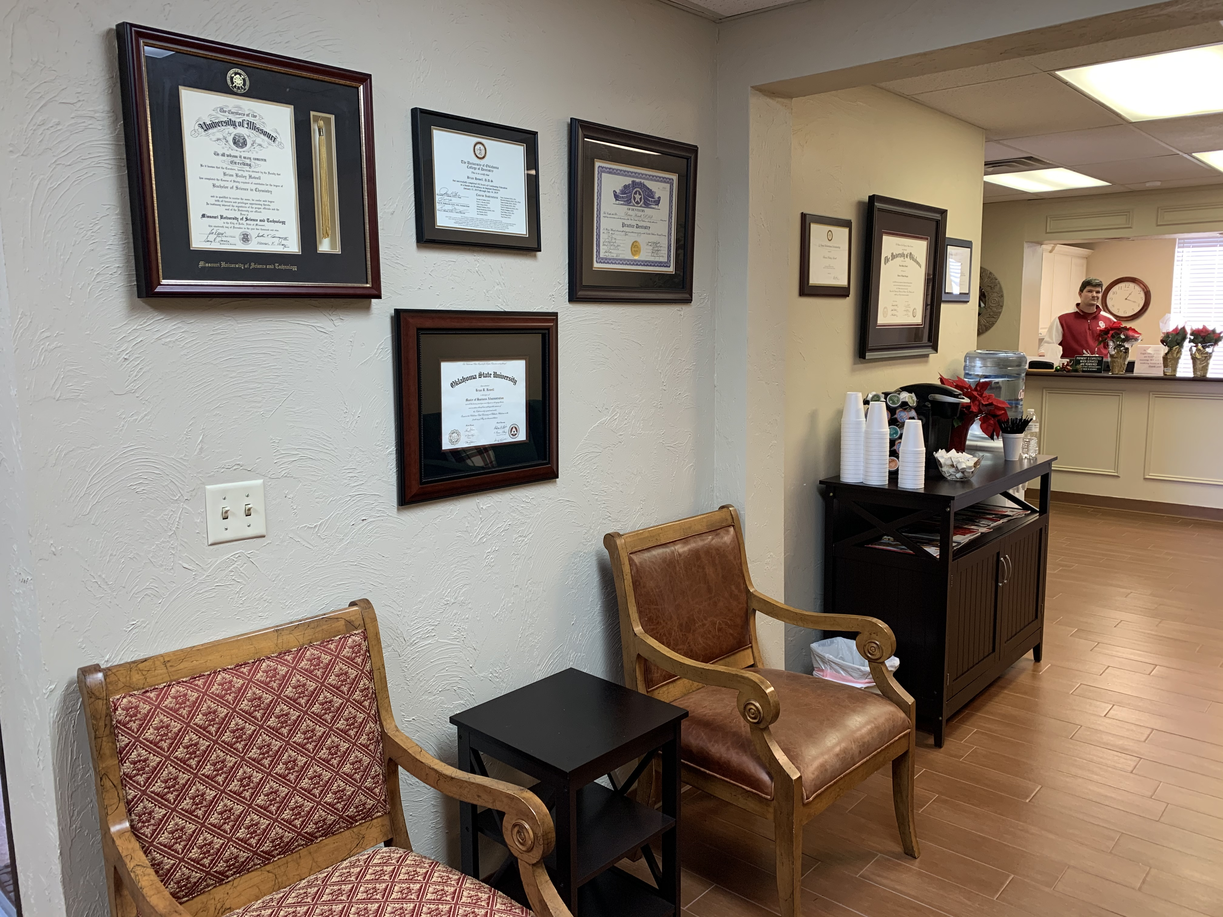 Our team at Eagle Dental in Edmond takes pride in helping patients