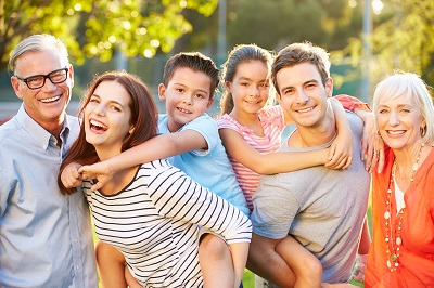 cosmetic dentistry services for the whole family