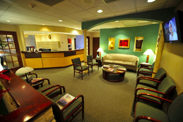 Front Office at our St. Louis Dental Practice