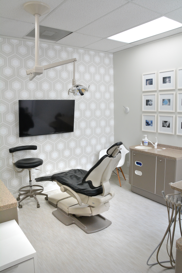 Watch TV While Undergoing Your Dental Treatment