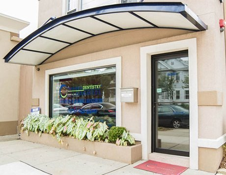 Dr. Dogan Dental office, Clifton, NJ, Office building