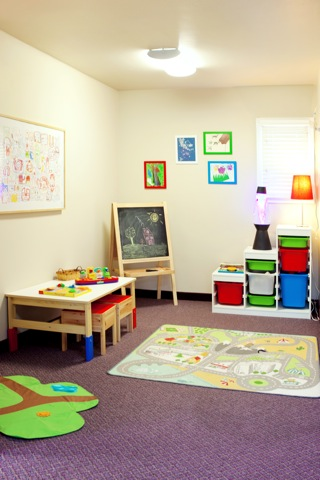 Kid's Room at Powell Dental