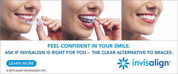 Carmichael Dentist Clear Braces