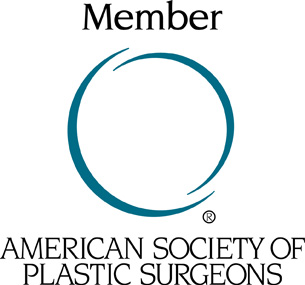 Button to reach American Society of Plastic Surgeons website, Dr. Joe Mlakar