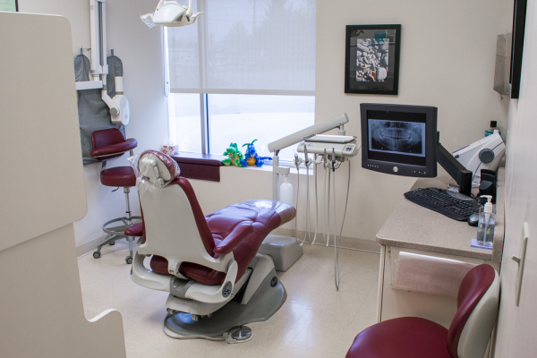 Glen Allen Dentistry - Interior
