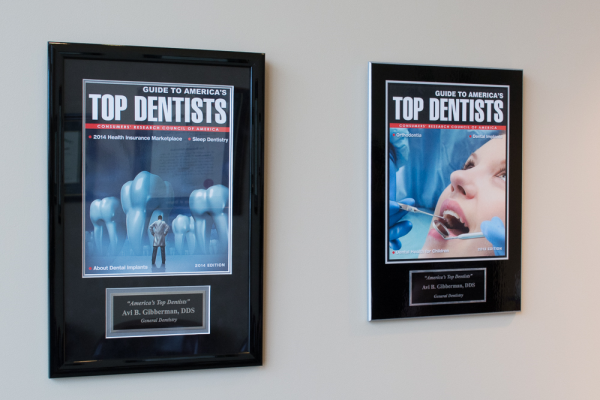 Richmond Area Dentist, Dr. Avi Gibberman