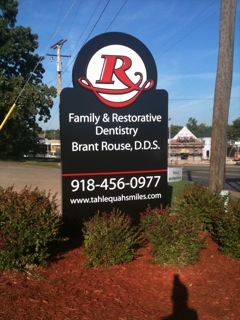 Tahlequah Dentist, Dr. Brant Rouse, DDS, Family and Restorative Dentistry