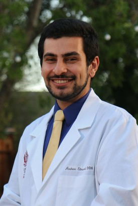 Dental Anaesthesiologist Dr. Elmasri
