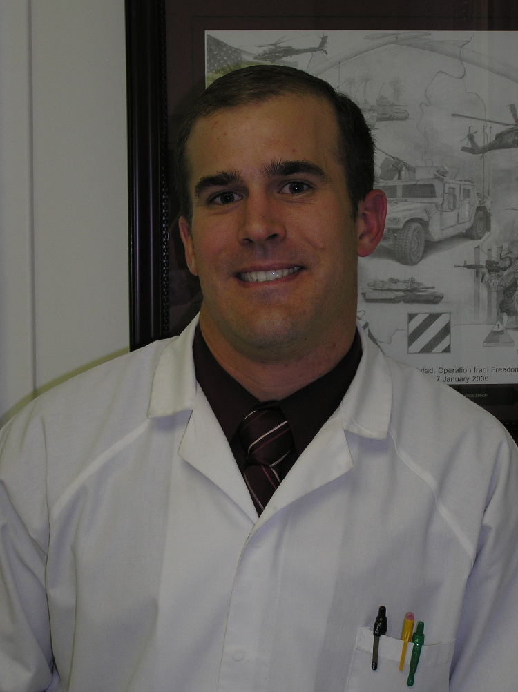 Dr. Keith Wyckoff general dentist in Wenonah, NJ