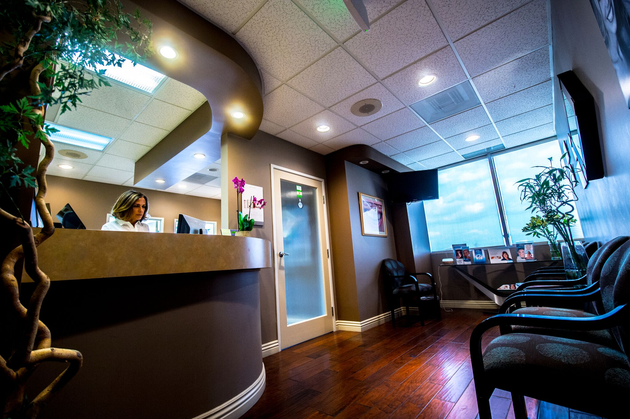 tour our woodland hills dental practice
