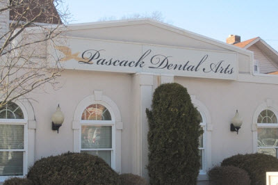 Pascack Dental Arts front of building