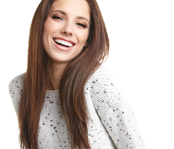 Image of smiling woman