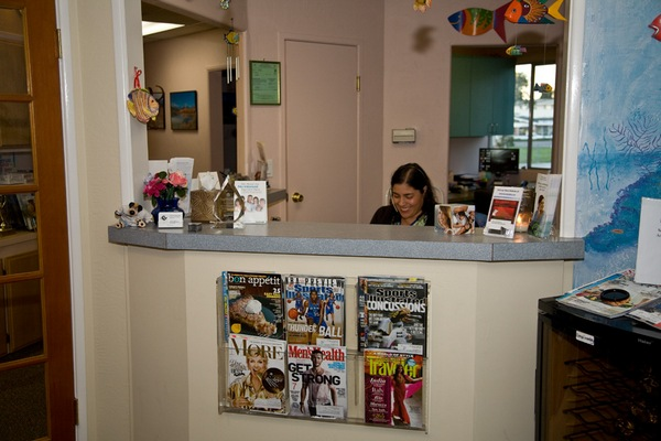 Fletcher Hills Dental Arts Front Office