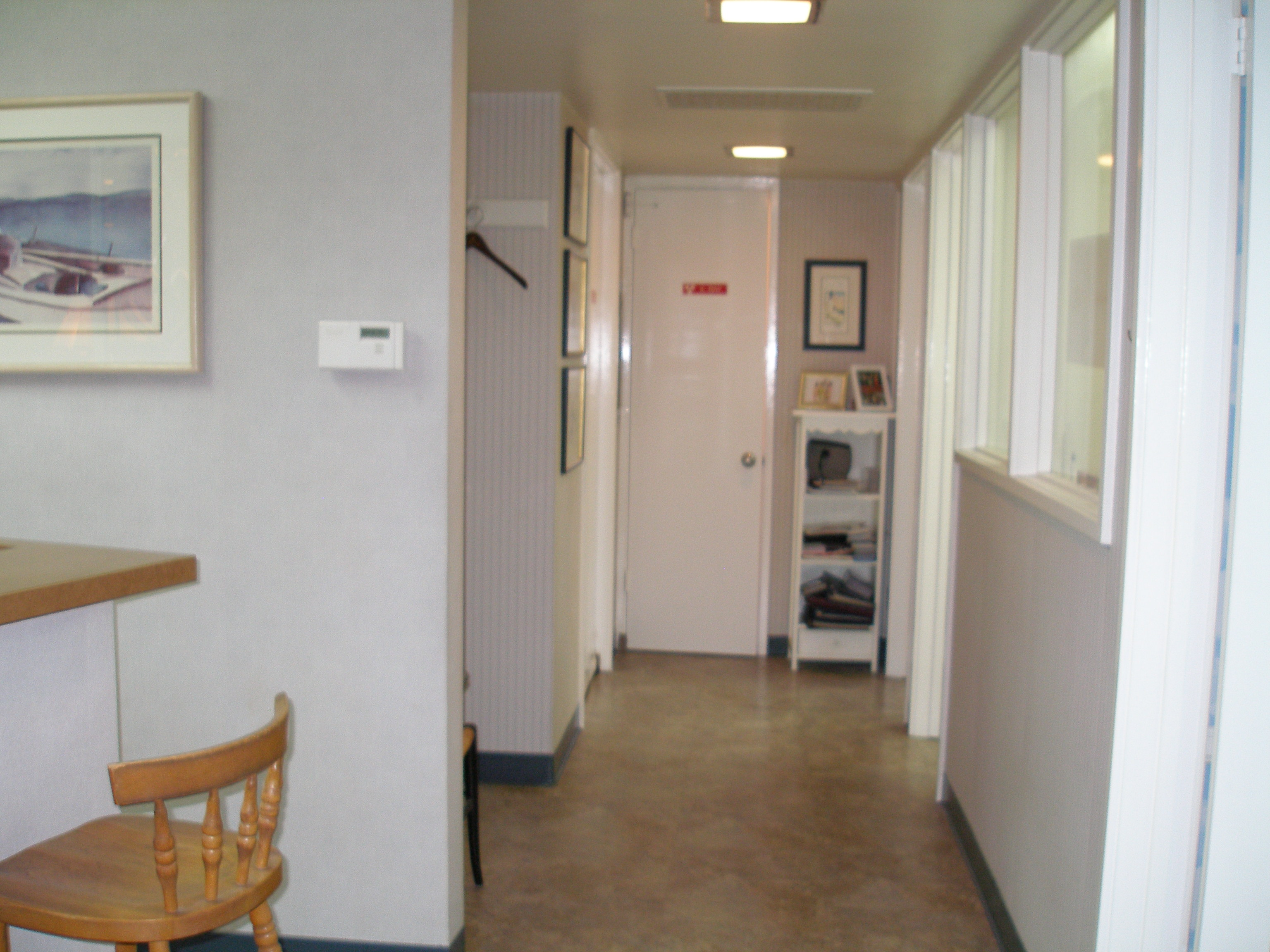 Cosmetic Dentistry, Dr. James N. Angelos, Hallway2