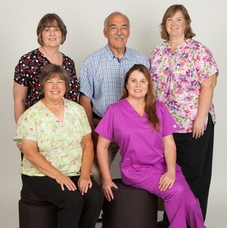 Anthony F. Riforgiate, DDS - Team photo