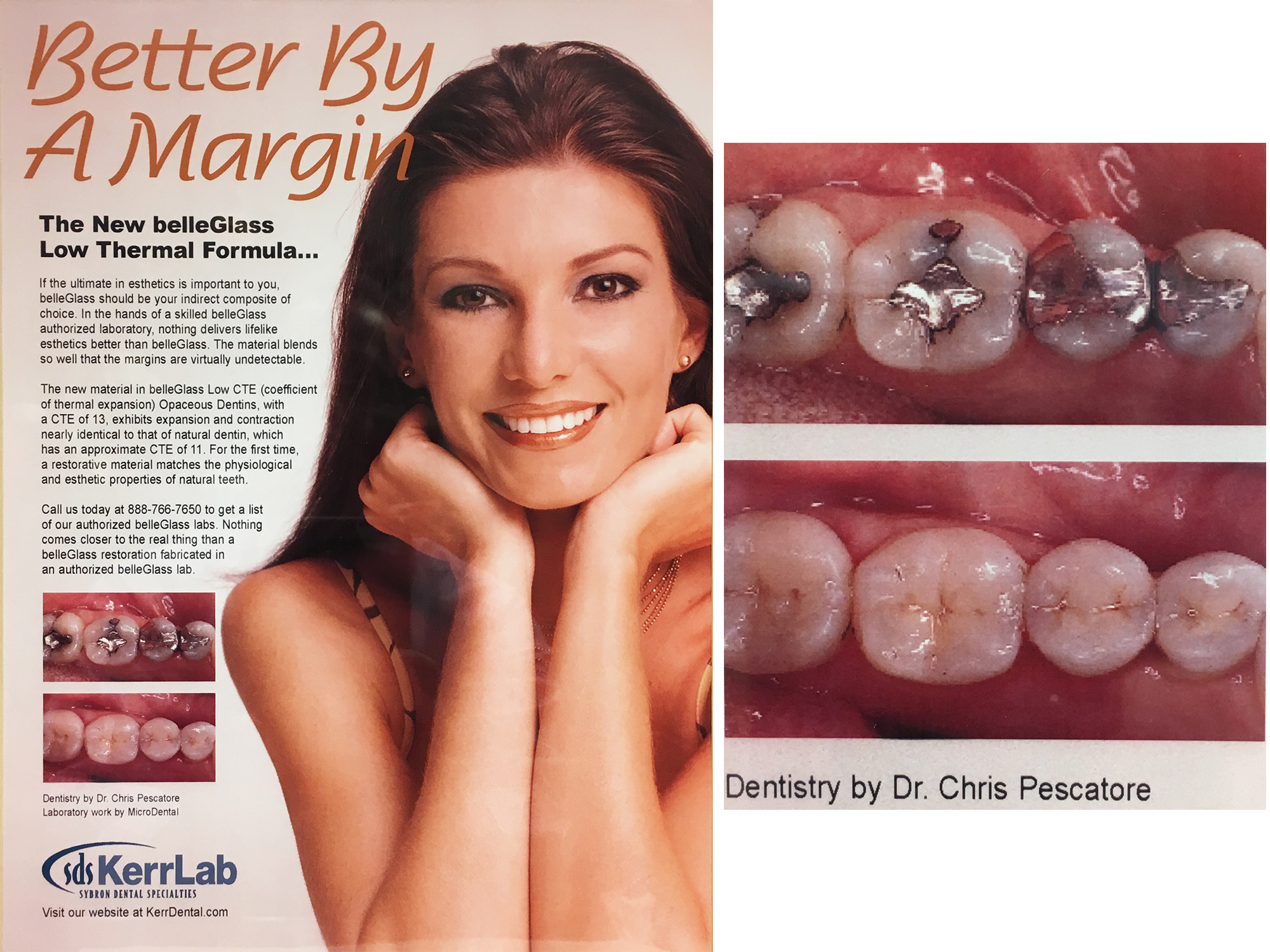 Dentistry By Dr. Christopher Pescatore Article