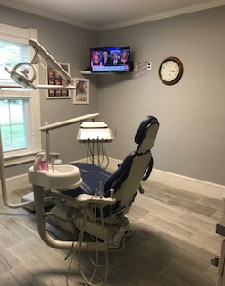 modern dentist office in auburn