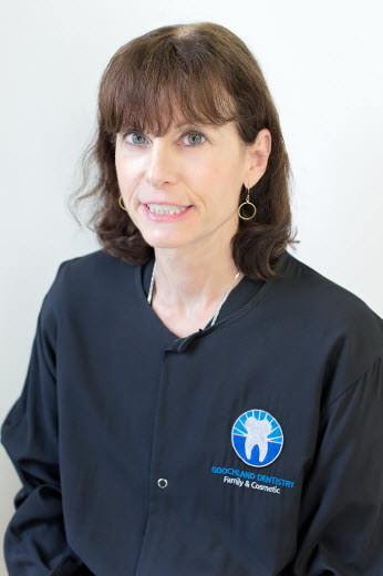 Kathy Sweet- Registered Dental Hygienist
