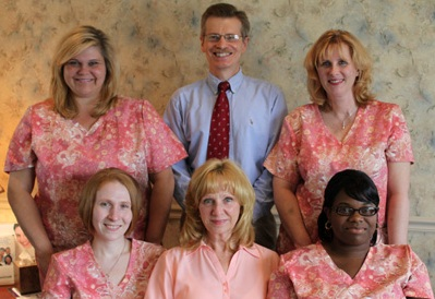 The team at Dr. James Rogge's Dover, DE office