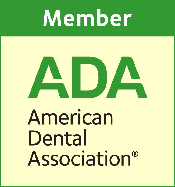 Member of ADA American Dental Association Logo