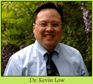 Palo Alto Dentist, Dr. Kevin Low