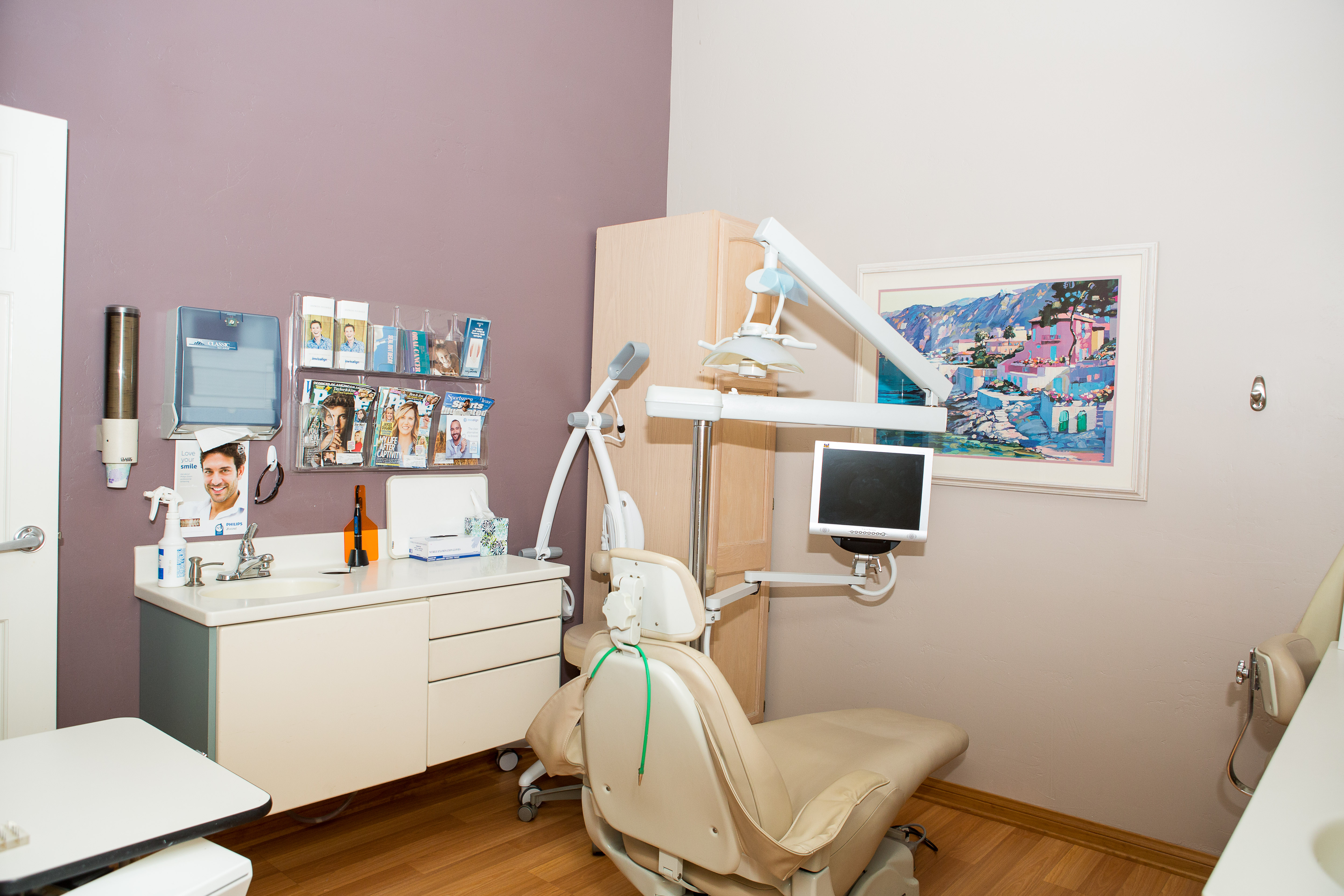 Poway Dentistry - Inside View